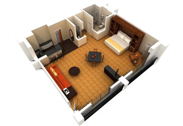 Ambassador suite 2